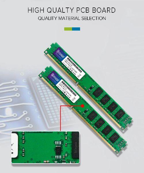 OEM logo ram memory DDR3 4GB (kvvedo DDR3)