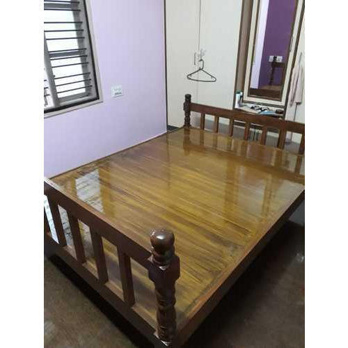 Wooden Bed Polishing Service