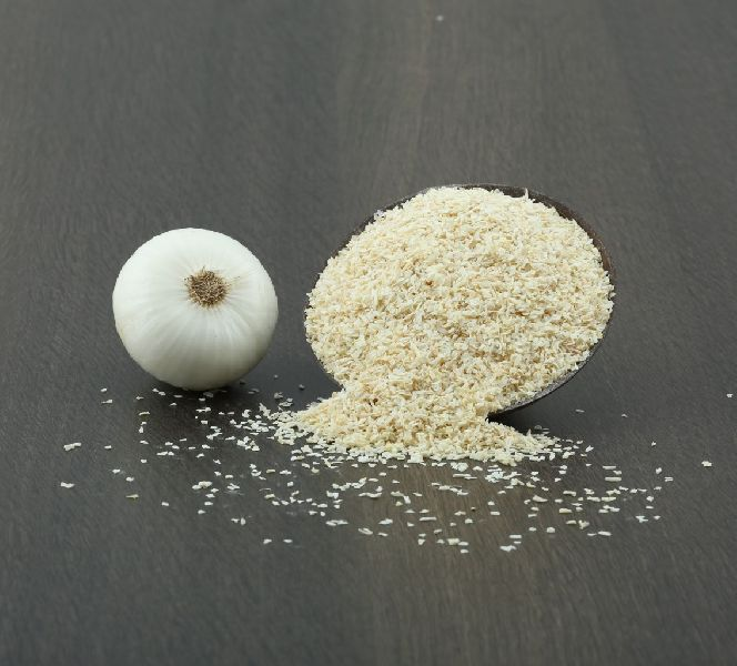 Dehydrated White Onion Minced (D018)