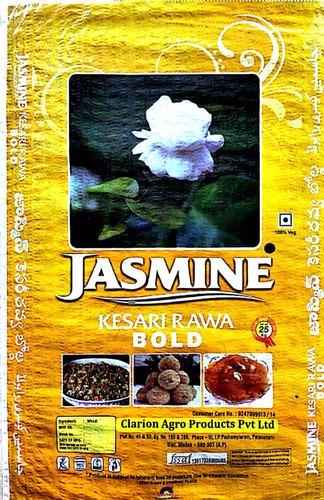 Jasmine Kesari Bold Rawa