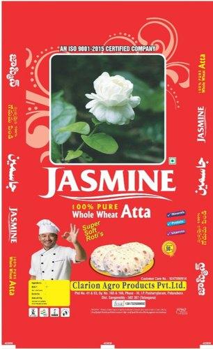 Jasmine Whole Wheat Atta