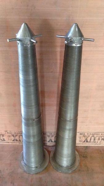 Notch Wire Kobe Compressor Strainer