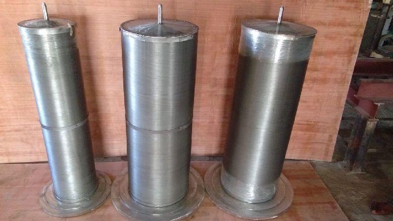 Notch Wire Ammonia Strainer