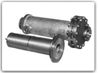 Notch Wire Round Compressor Strainer