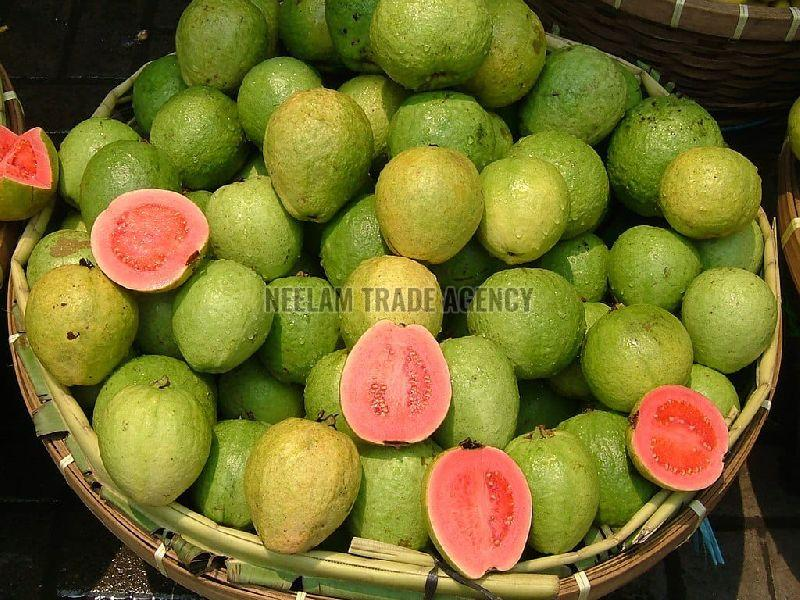 Fresh Red Guava