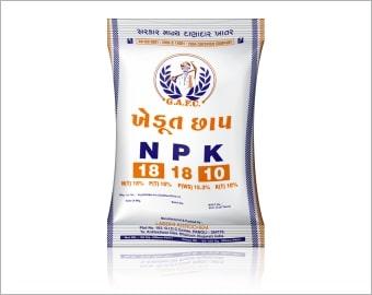 NPK 18-18-10 Fertilizer