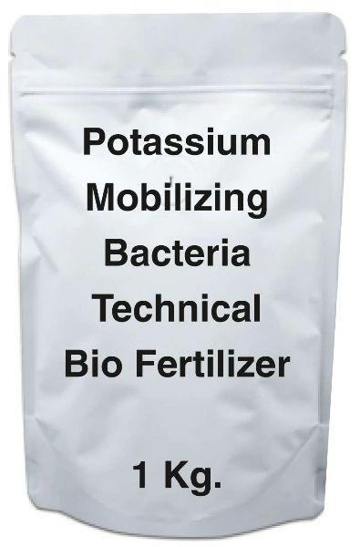 Potassium Mobilizing Bacteria Technical Bio Fertilizer