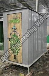 Portable Toilet Cum Bathroom Cabin