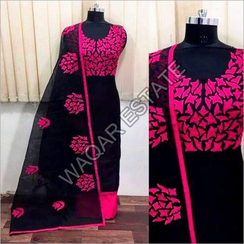 Ladies Digital Printed Suit