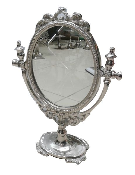 Oval Face Mirror