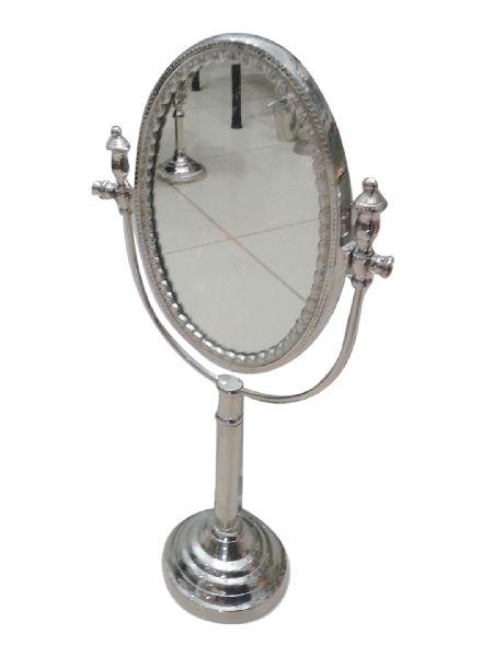 Round Face Mirror