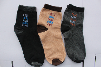 Active Non Terry Ankle Socks
