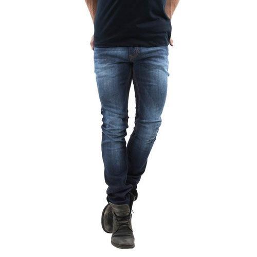 Mens Narrow Fit Jeans
