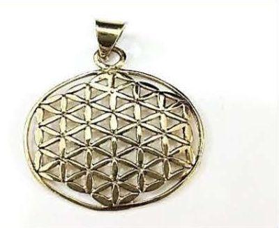 Artificial Gold Pendant