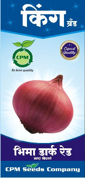 Bhima Dark Red Onion Seeds