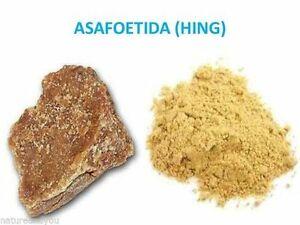 Compounded Asafoetida