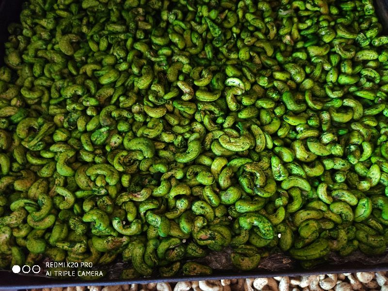 Green Chilli Roasted Flavoured Nuts