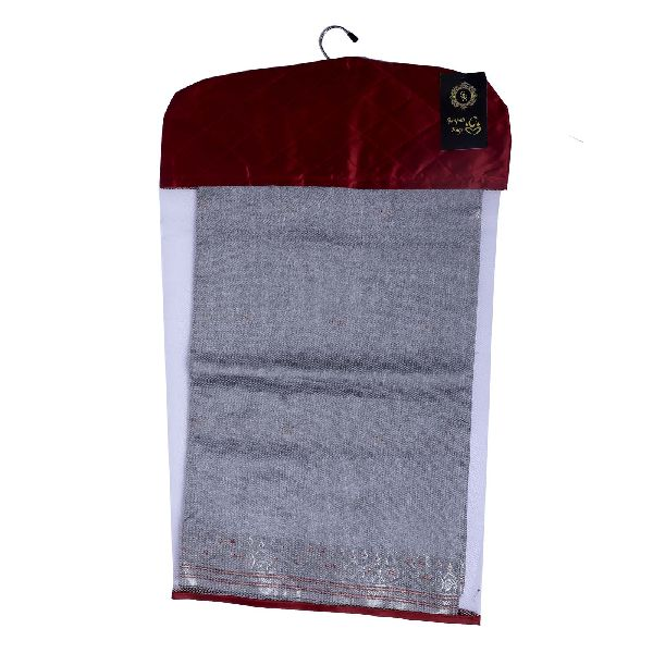 Front Open Hanger Saree Cover