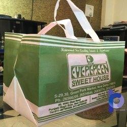 Box Type Shopping Bags