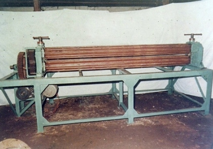 Corrugated Sheet Making Machine