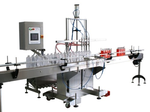 Automatic Gear Pump Based Filling Machine