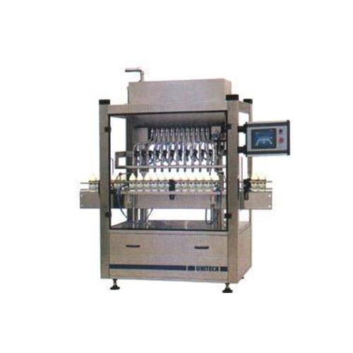 Semi Automatic Time Flow Filling Machine