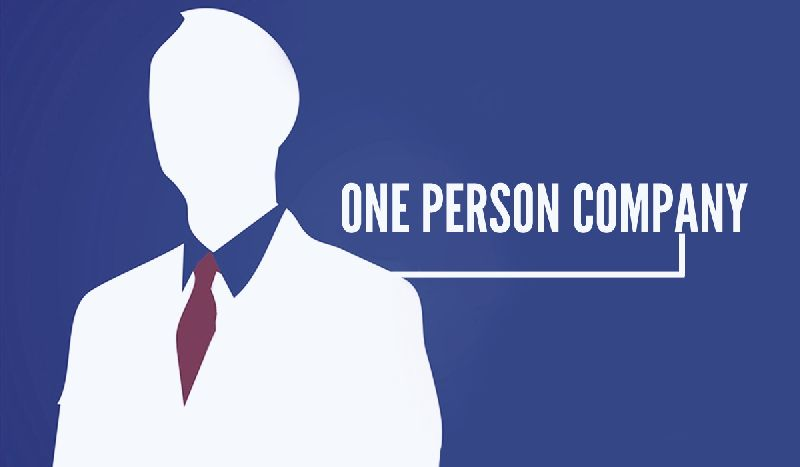Registration of One Person Company