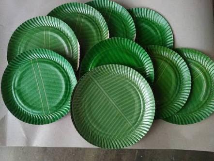 Banana Leaf Plates