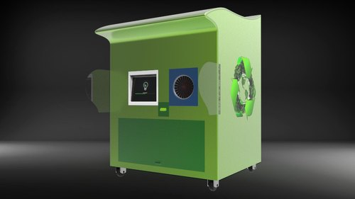Automatic Waste Recycling Machine