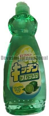 Lemon Glass Cleaner