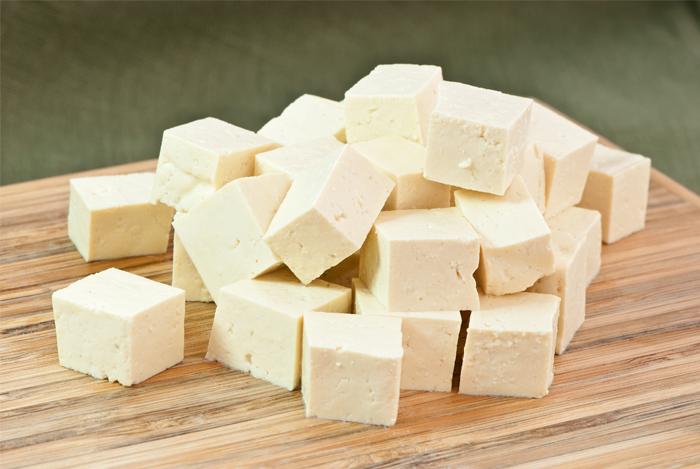 Freeze Dried Tofu Cubes