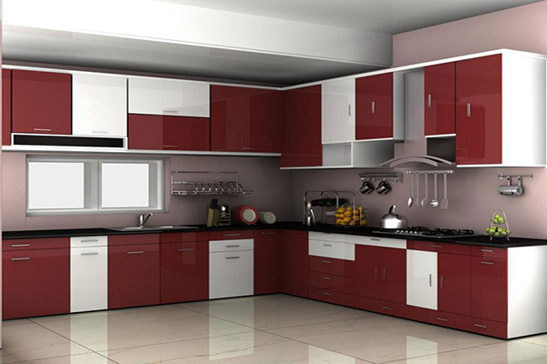 Services Modular Kitchen Interior Designing Services From Karnataka India By Imagine Walls Interiors Id 5298235
