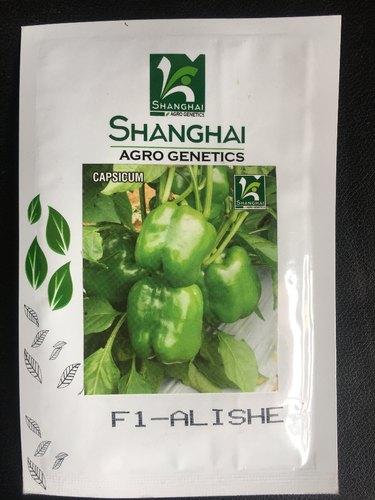 Capsicum F1 Hybrid Seeds - High Germination Seeds