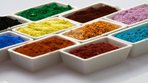 Colour pigments for Paver blocks