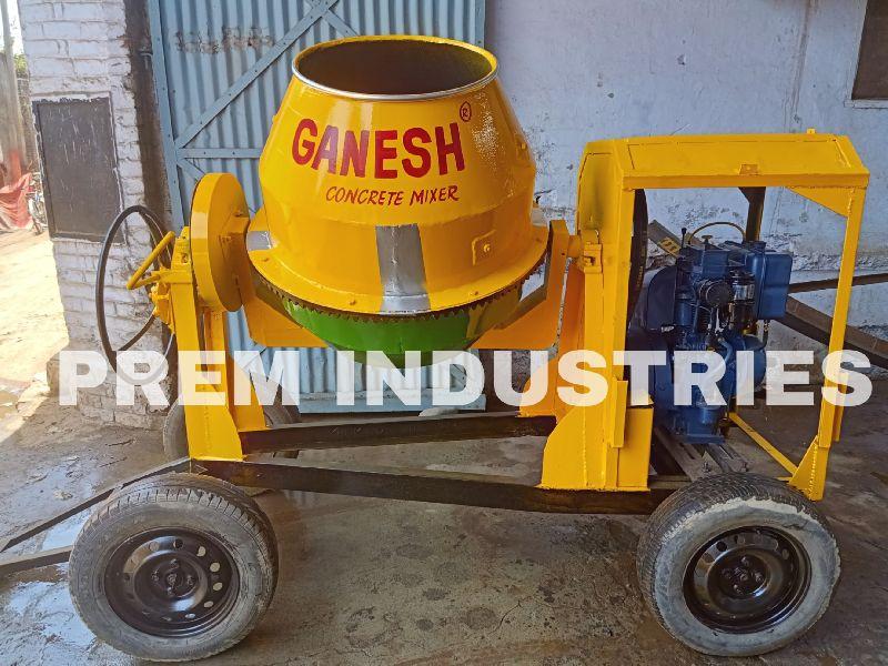 Concrete Mixer Machine in Punjab