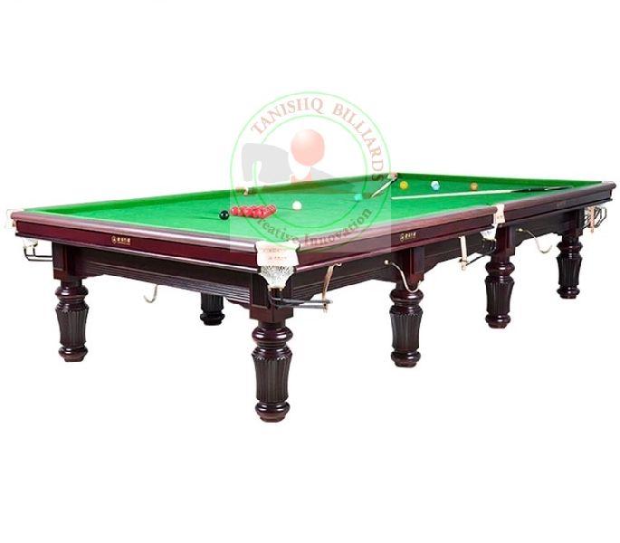 Steel Block Cushion Snooker Table (TBSTSC003)