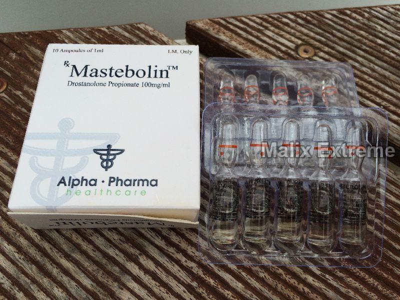 alpha pharma mastebolin 10 ampoules