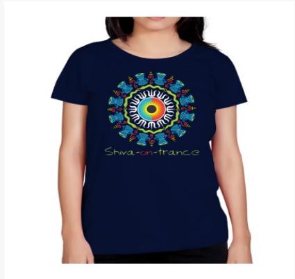 Tantra Womens T-Shirt