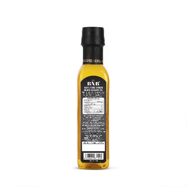 Virgin Black Sesame Oil