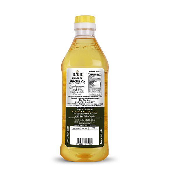 Refined Til Sesame Cooking Oil 1Litre