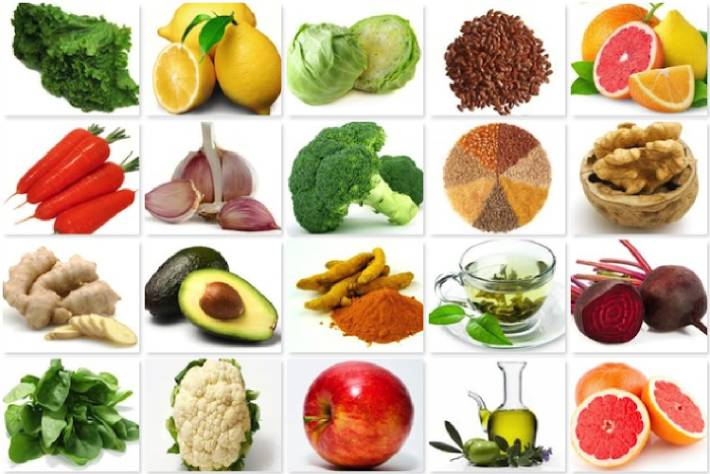 diet for water retention