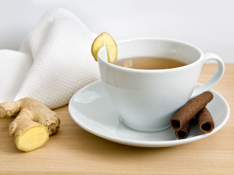 Instant Unsweetened Ginger Tea