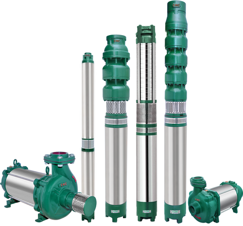 Borewell Submersible Pump Set