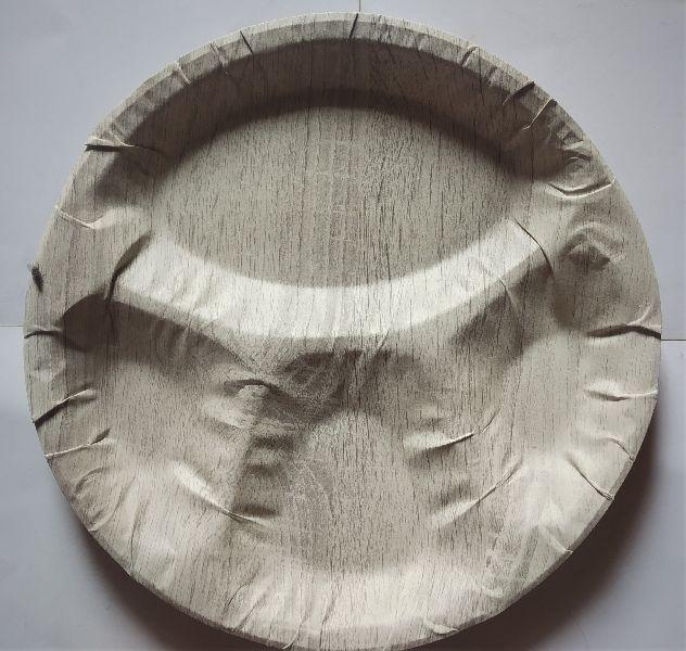 Mica Paper Plate