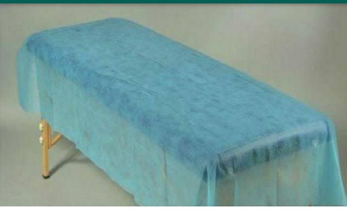 Disposable HOSPILTE BED SHEET