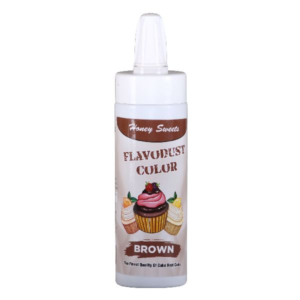 Brown Flavodust Color