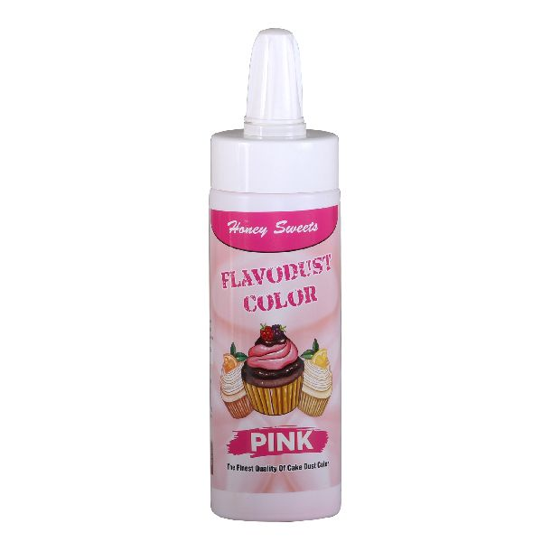 Pink Flavodust Color