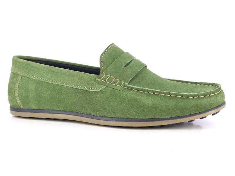Mens Bermisso Moccasin Shoes