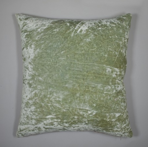 Rayon Crushed Velvet Cushion Cover (HTD-001/20-25)