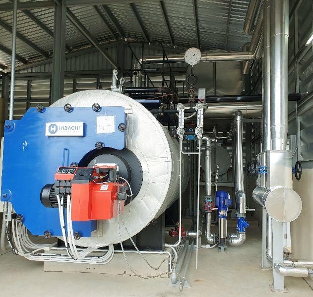 Oil Fired Boiler (Steam Boilers)